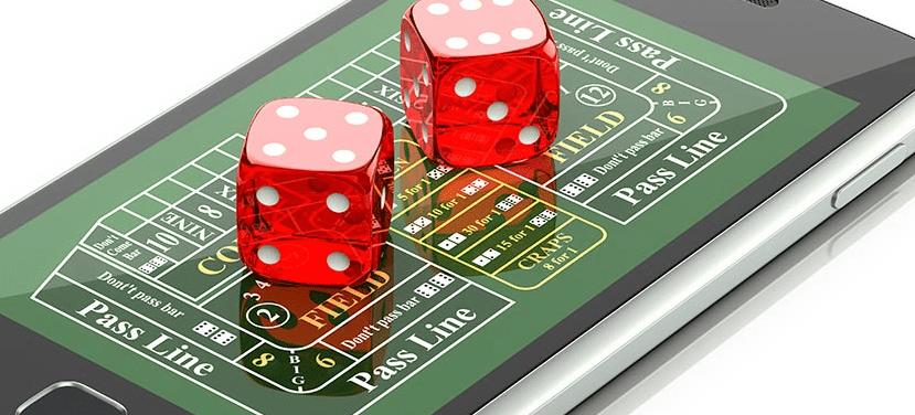 Craps online: how to make a profit? : Сraps online