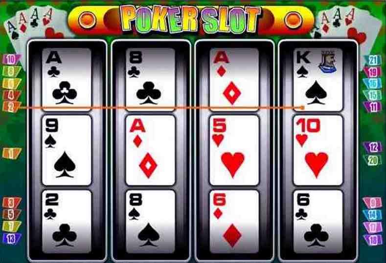 Slot Poker Online Casino